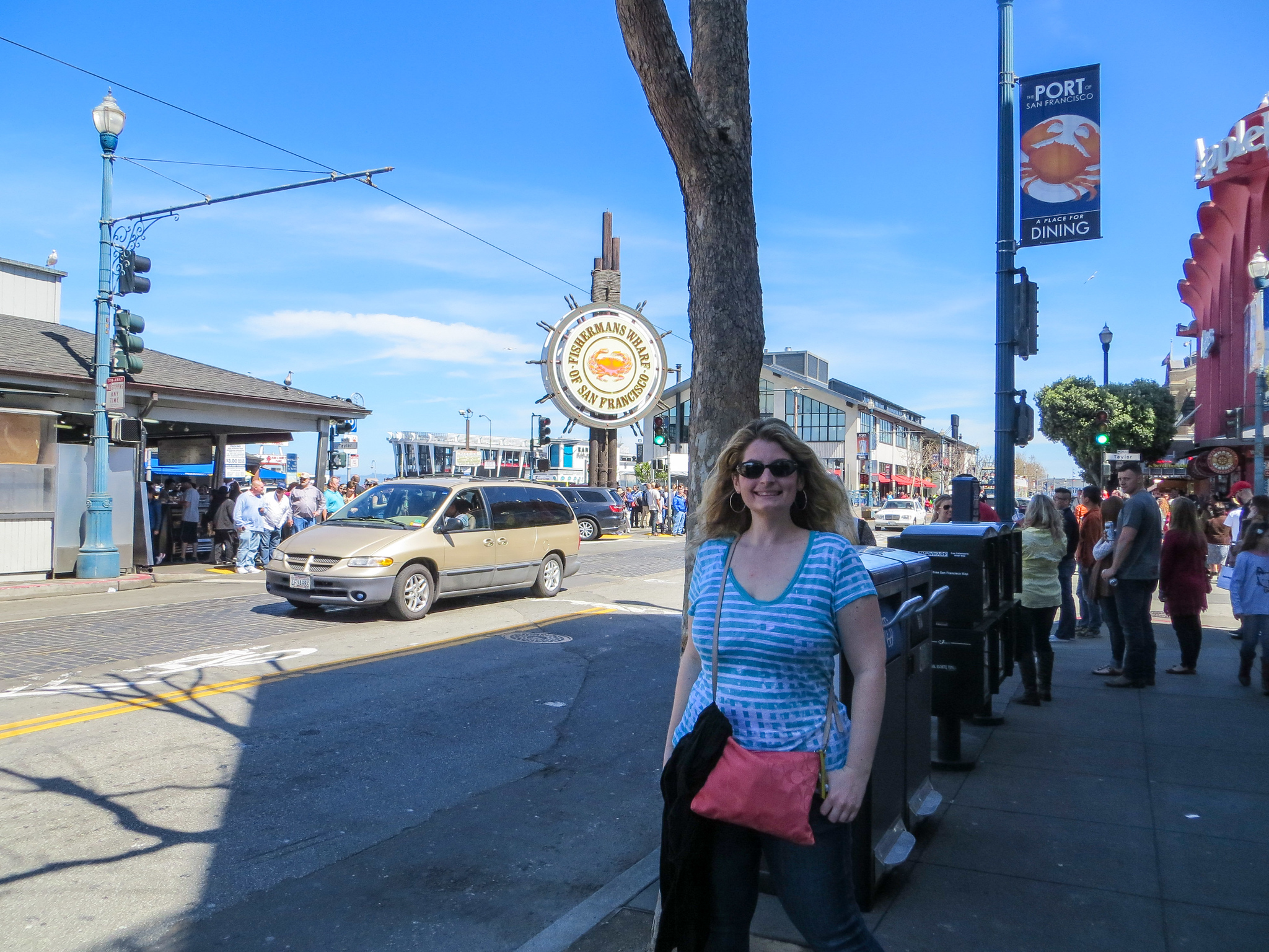 san francisco 2 days means exploring even touristy areas like fishermans wharf