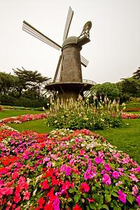 Windmill, Golden Gate Park