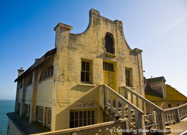 Old Building - Alcatraz