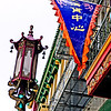 visual feast of colors, Chinatown, San Francisco, CA