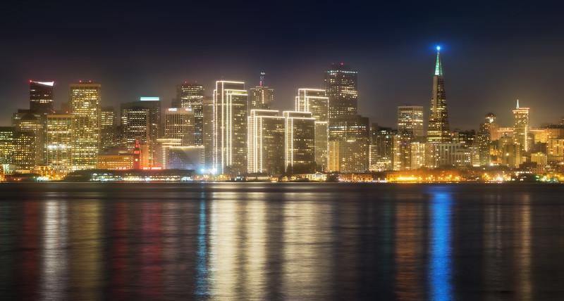 The City Skyline