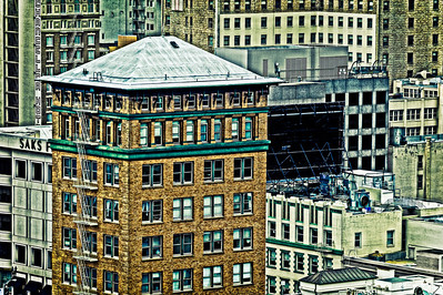 San Francisco cityscape 010