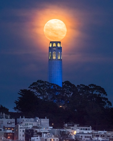 Coit Lighthouse
