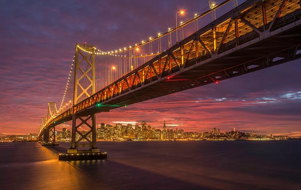 The Relentless Burn, San Francisco, CA