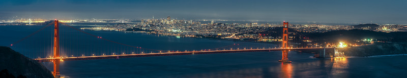 Sparkling City Lights
