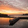 Sutro Baths Sunset, San Francisco