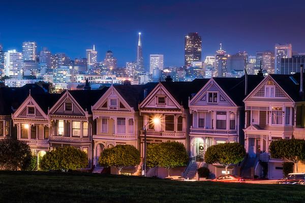 Ladies on a Holiday- San Francisco, CA
