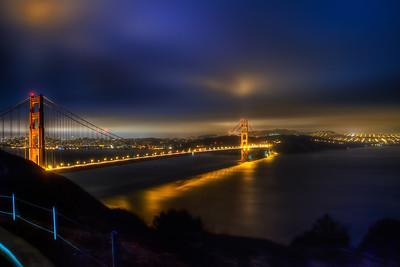 San Francisco Ca Golden Gate Bridge
