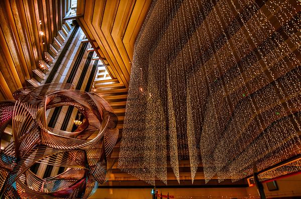 Light Curtains - Hyatt Regency - San Francisco