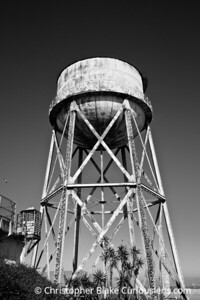 Water Tower - Alcatraz