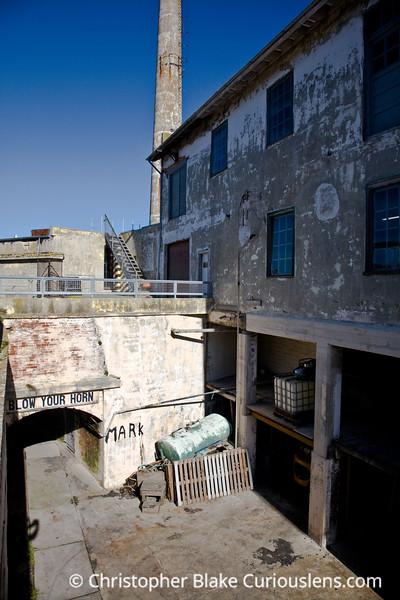 Blow Your Horn - Alcatraz