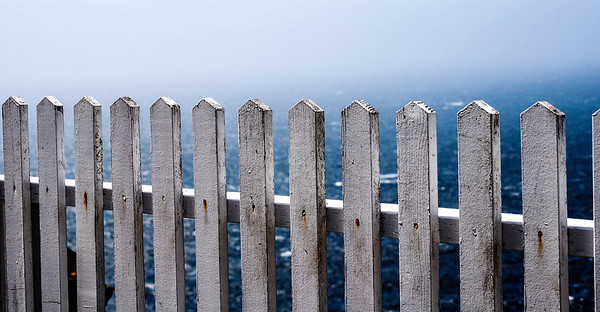 Point Reyes Fence