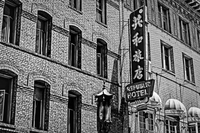 Republic Hotel, Chinatown, San Francisco, CA