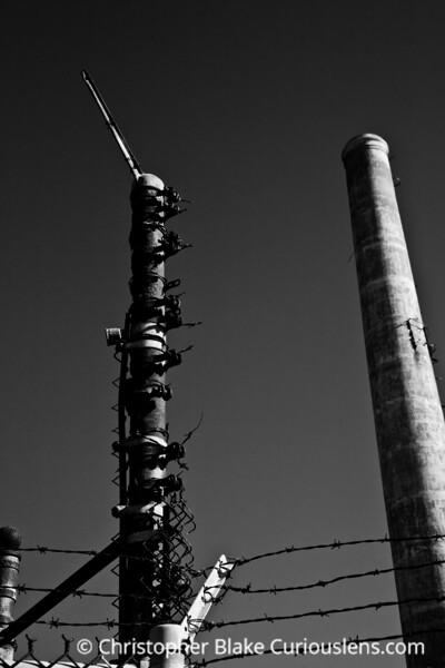Barbed Wire - Alcatraz