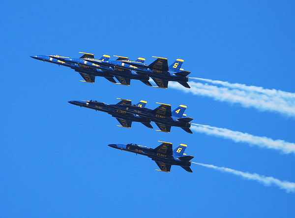 Blue Angels in San Francisco