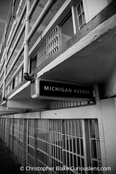 Michigan Avenue - Alcatraz