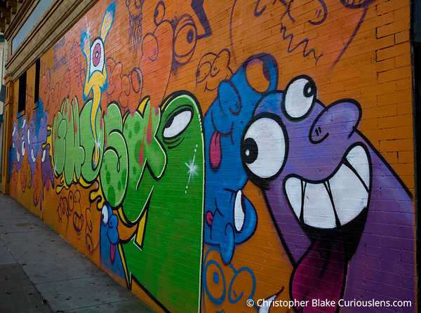 Street Art San Fran