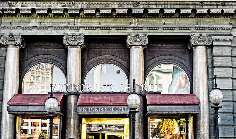 Victoria's Secret at Union Square, San Francisco, CA