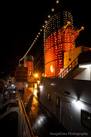 Midnight at Queen Mary
