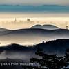 Misty Sunrise on Mt. Tam