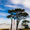 Golden Gate Bridge Alignment