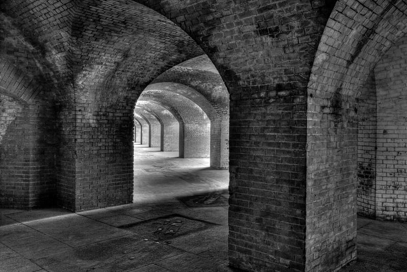 Fort Point Archs 8009