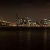 San Francisco Nightime Panoramic
