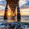 Pacifica Pier Sunset