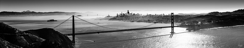 Sunrise on San Francisco Bay