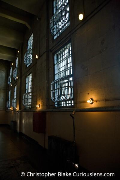 Cell Block Alcatraz