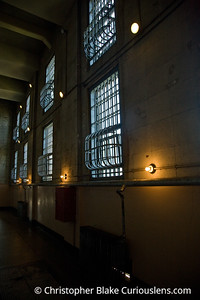 Cell Block Alcatraz
