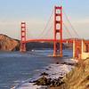 Golden Gate from Hills above Baker Beach