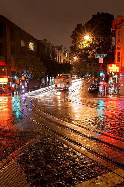 Hyde and Beach Streets, San Francisco, CA