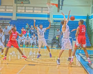 San Jac Basketball 2017