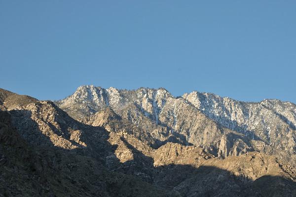 San Jac Snow Hike 2-23-08
