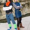 Android 17 and Android 18
