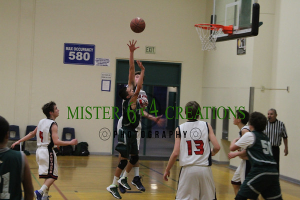 2013 Freshman BB vs Dinuba