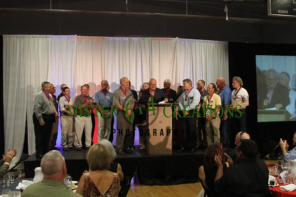 2014 Hall of Fame Dinner