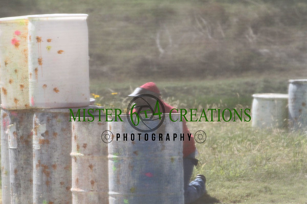 First Outing - Maximum Paintball - October 13, 2012