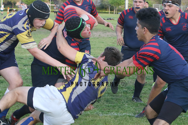 March 18, 2016 vs Clovis Rugby Club