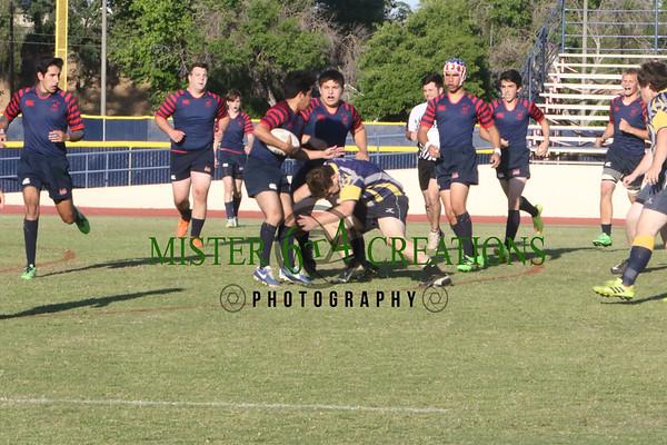 April 18, 2016 vs Clovis Rugby Club