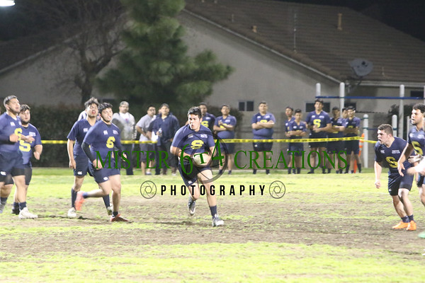 February 19, 2016 vs Clovis West