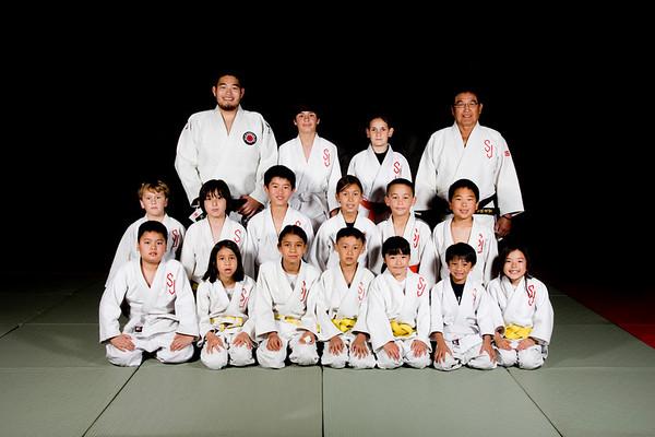 Junior Competitors