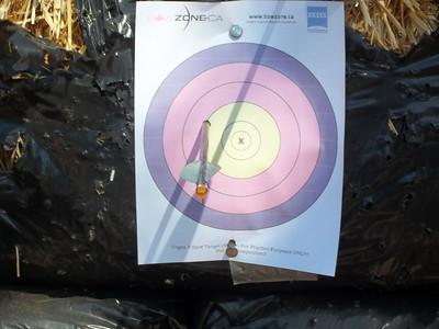 2011-07-11 YW Camp - Archery