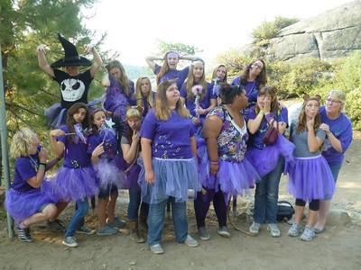 2013-07-22 YW Camp Misc