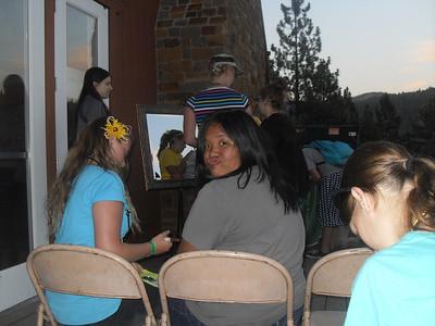 2013-07-22 YW Camp Wednesday