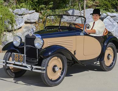 4b 9 1931 America Austin 142 Hayes Roadster