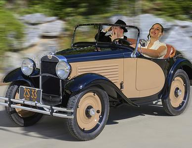 1b 9 1931 America Austin 142 Hayes Roadster