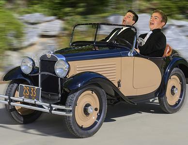 2b 9 1931 America Austin 142 Hayes Roadster