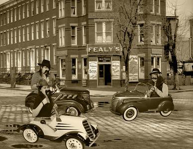 8a 15 Vintage Pedal Cars